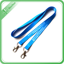 Colorful Heat Transfer Printing 900X15mm Lanyard with Hook